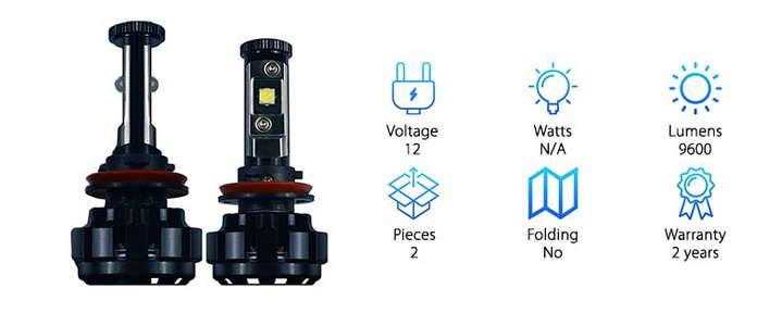 Hikari LED Warranty