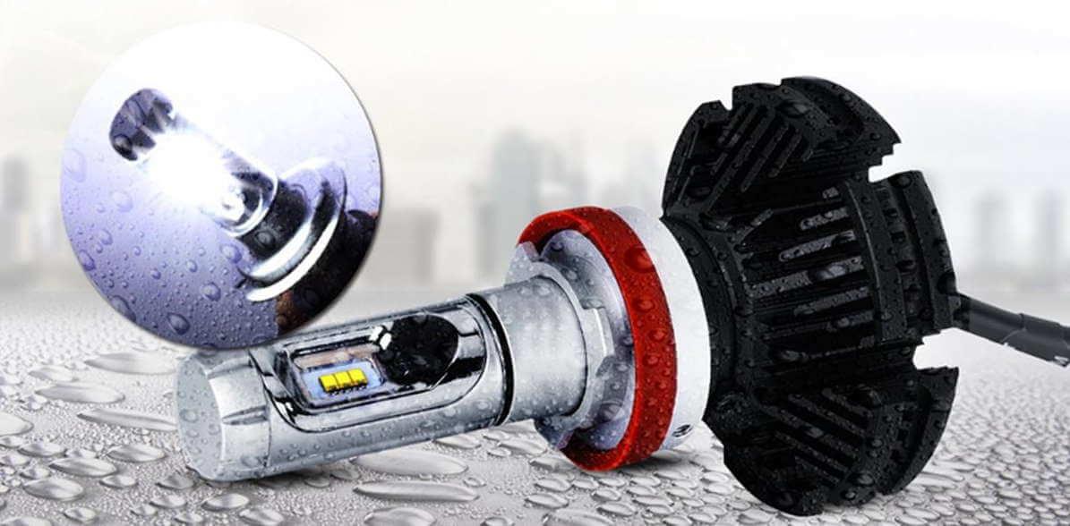 hikari waterproof design