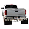 hitch mounted mud flaps
