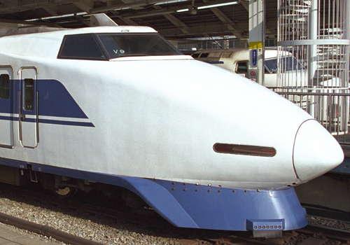 Hikari is a high-speed Japanese train