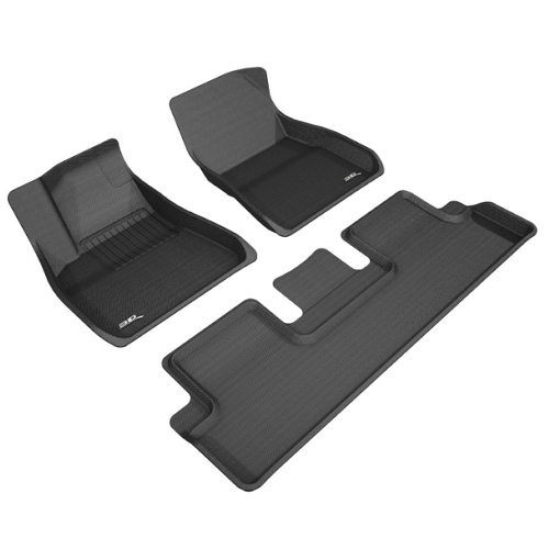 tesla model 3 kagu floor liners